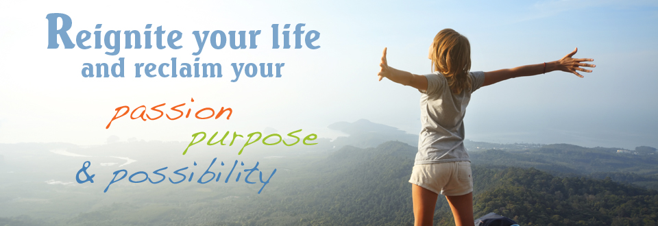 Reignite Your Life!  Learn the secret to life transformation.