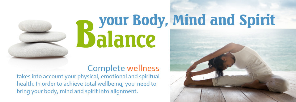 Health & Wellness Coaching:  Restore your optimal wellbeing.